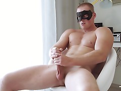 I contacted an agency to get a model for a masked underwear shoot. What started as a normal photo shoot ended in a naked video session. This model, Matt, was so hot, I could see he had a lot more to offer. For sure, one of my favorite cocks to date. Simpl