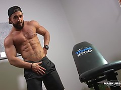 You`ll agree watching Zack strip that he will be a strong contender.